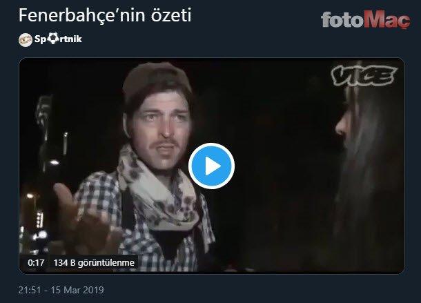 Fenerbahçe geri döndü sosyal medya çıldırdı!
