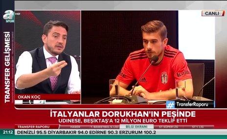 Dorukhan Toköz'e İtalyan kancası! İşte yapılan teklif...   Video