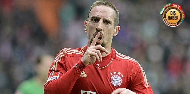Ribery'den Sheffield United'a ret