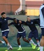 Kasımpaşa'da Antalyaspor maçı hazırlıkları sürüyor