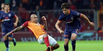 Galatasaray ile Başakşehir 18. randevuda