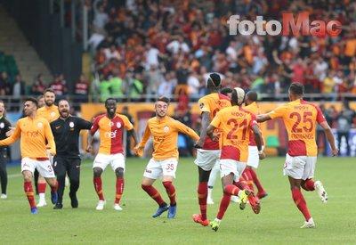 Galatasaray'da hedef hem Süper Lig hem Türkiye Kupası