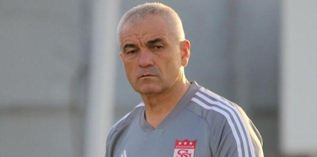 Rıza Çalımbay: Antalyaspor maçı Galatasaray maçından zor