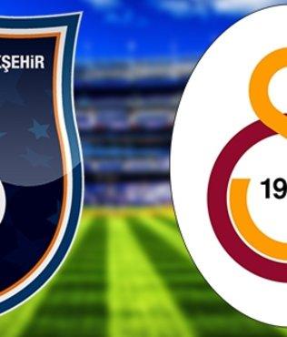 Medipol Başakşehir - Galatasaray | CANLI