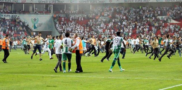 Beşiktaş-Konyaspor maçı için karar!