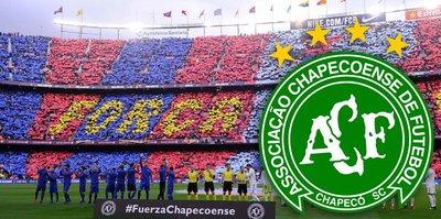 Barcelona - Chapecoense maçında ilk 11'ler belli oldu