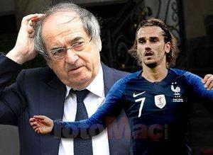 Fransa'da maç öncesi 'milli' korku ve Barış Pınarı Harekatı açıklaması! Griezmann...
