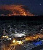 Çernobil'deki yangın söndürülemedi