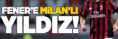 Fener'e Milan'lı yıldız!