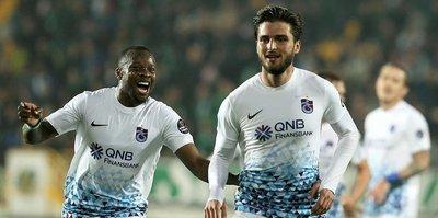 Trabzonspor'da orta saha sorunu yaşanıyor