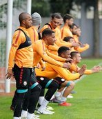 Galatasaray'da Bursaspor maçı hazırlıkları