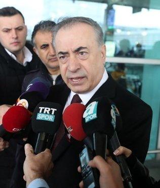 Galatasaray Başkanı Mustafa Cengiz'den Ozan Kabak açıklaması