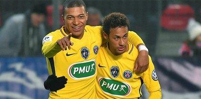 Neymar zirvede! Ronaldo ise...