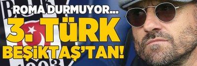 Roma'da bombalar peş peşe! 3. Türk Beşiktaş'tan...