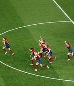 Norveç çeyrek finalde