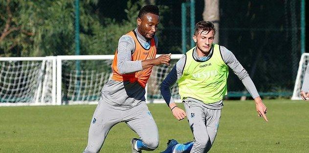 Trabzonspor'da çalışmalar başlıyor