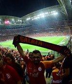 Galatasaray Passolig'de 1 milyonu geçti