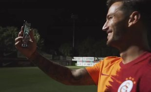 Galatasaray Oğulcan Çağlayan transferini böyle duyurdu