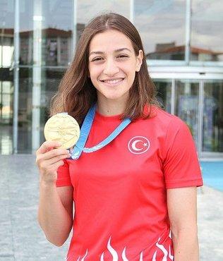 'Hedefim olimpiyat madalyası'