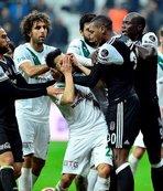 Beşiktaşlı oyuncu cezalı duruma düştü