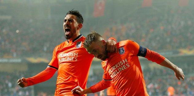 Başakşehir'in UEFA Avrupa Ligi'nde rakibi belli oldu - Futbol -