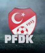 Galatasaray Trabzonspor ve Beşiktaş PFDK'ya sevk edildi