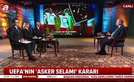 Başkan Erdoğan: Bakü'ye gideceğim!