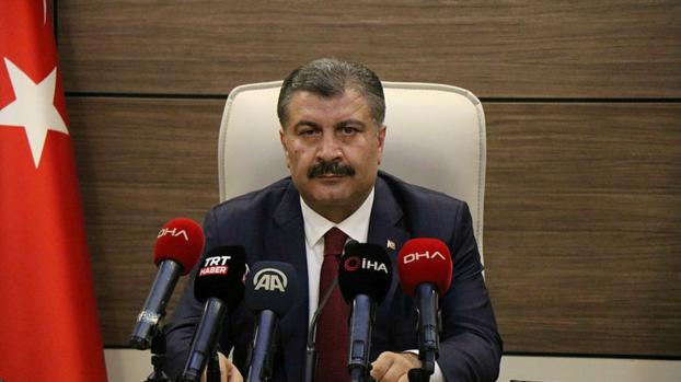 Sağlık Bakanı Fahrettin Koca güncel corona virüsü rakamlarını açıkladı (25 Eylül) #