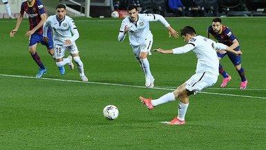 Barcelona - Getafe: 5-2 (MAÇ SONUCU - ÖZET)