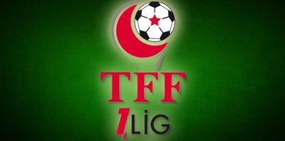 TFF 1. Lig'de ikinci yarı bir hafta geç başlayacak