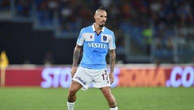 Son dakika spor haberleri: Trabzonspor'da yeni transferlerden en çok süre alan Marek Hamsik oldu!
