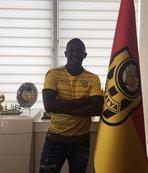 Malatyaspor'da iki yıllık imza!