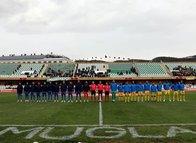 Bodrum Belediye Bodrumspor - MKE Ankaragücü maçından kareler