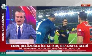 Emre Belözoğlu Fenerbahçe'de!