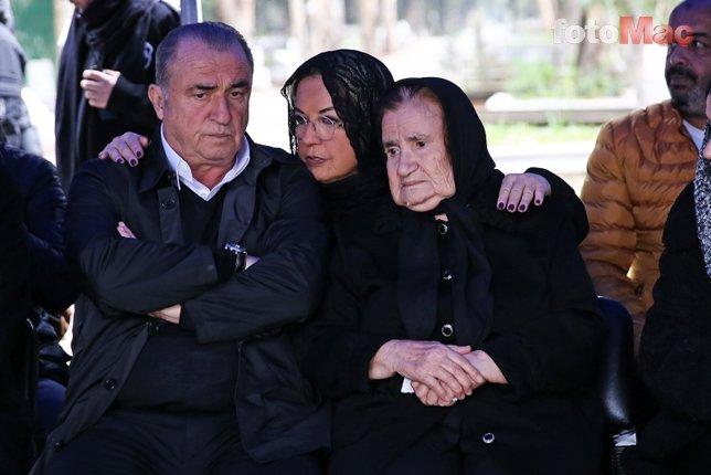 Fatih Terim gözyaşlarına hakim olamadı! İşte o anlar