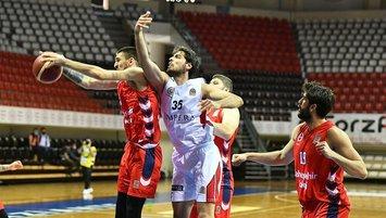 Gaziantep Basketbol sahasında kazandı!