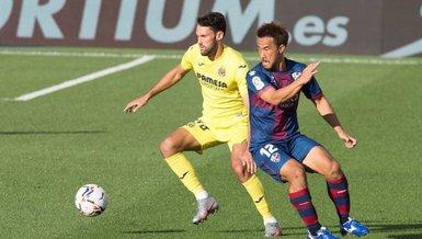 Villarreal 1-1 Huesca | MAÇ SONUCU