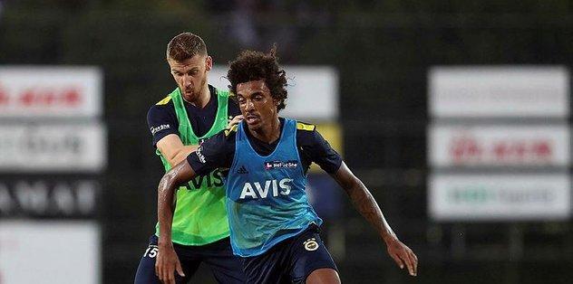 Fenerbahçe'nin yeni transferi Luiz Gustavo: Asla kaçmam