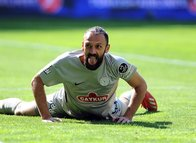 Galatasaray'a Vedat Muriç indirimi