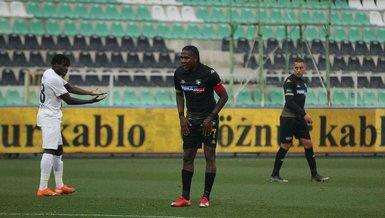Denizlisporlu Rodallega geçen sezonki gol sayısını şimdiden geçti