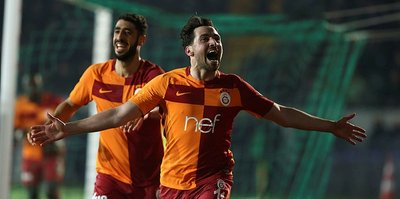 Galatasaray kupada final aşkına