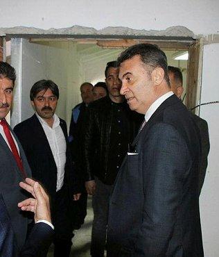 Beşiktaş'ın Bolu'da kiraladığı otelin tadilat çalışmaları başladı