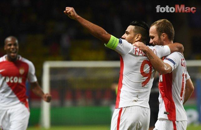 Falcao Galatasaray'ı resmen açıkladı!