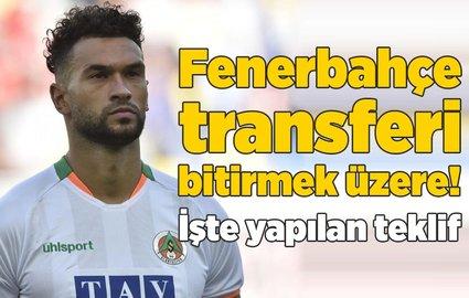 Fenerbahçe transferi bitirmek üzere! Teklif...