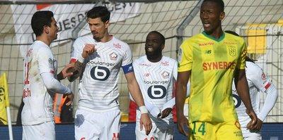 Nantes 0-1 Lille | MAÇ SONUCU
