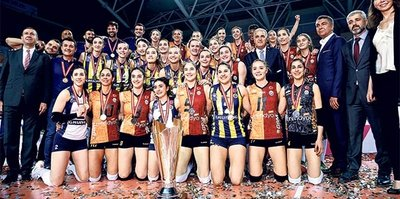 Fenerbahçe ile Galatasaray yarın karşı karşıya geliyor