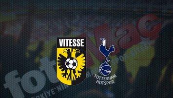 Vitesse - Tottenham maçı saat kaçta? Hangi kanalda?
