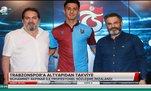 Trabzonspor'a altyapıdan takviye