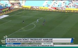 Galatasaray'dan ikinci Trezeguet hamlesi