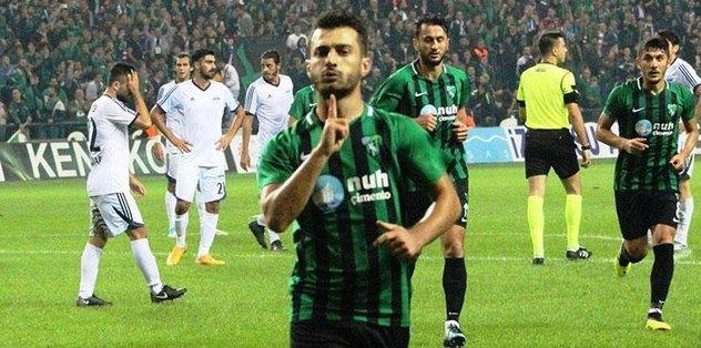 Burak Süleyman Göztepe'de! - Futbol -